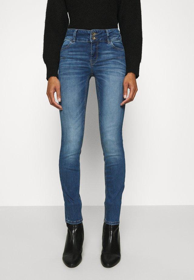 Jeans slim fit - denim blue