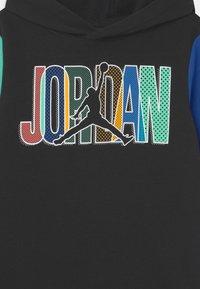 Jordan - HOODIE SET UNISEX - Survêtement - black - 3