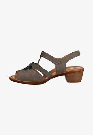 Sandals - street grey