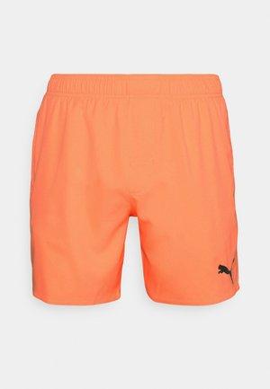 SWIM MEN - Swimming shorts - orange