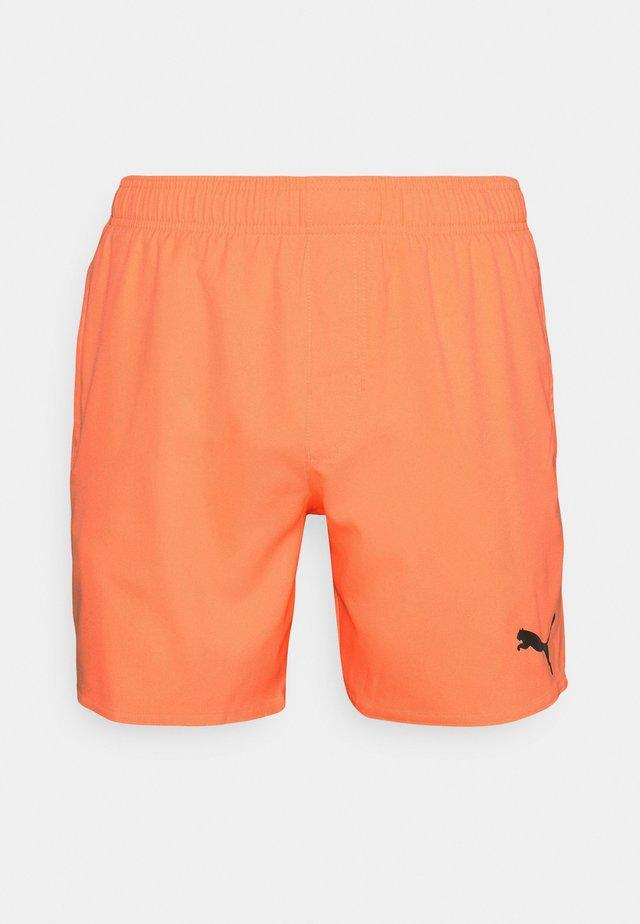SWIM MEN - Short de bain - orange