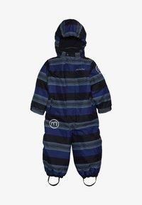 Minymo - SNOWSUIT OXFORD - Mono para la nieve - placid blue - 4