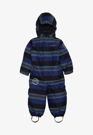 SNOWSUIT OXFORD - Snowsuit - placid blue