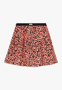Tumble 'n dry - SHADA - A-line skirt - fiery coral - 1