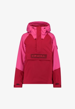 ORIGINALS ANORAK - Snowboardjacke - rio red
