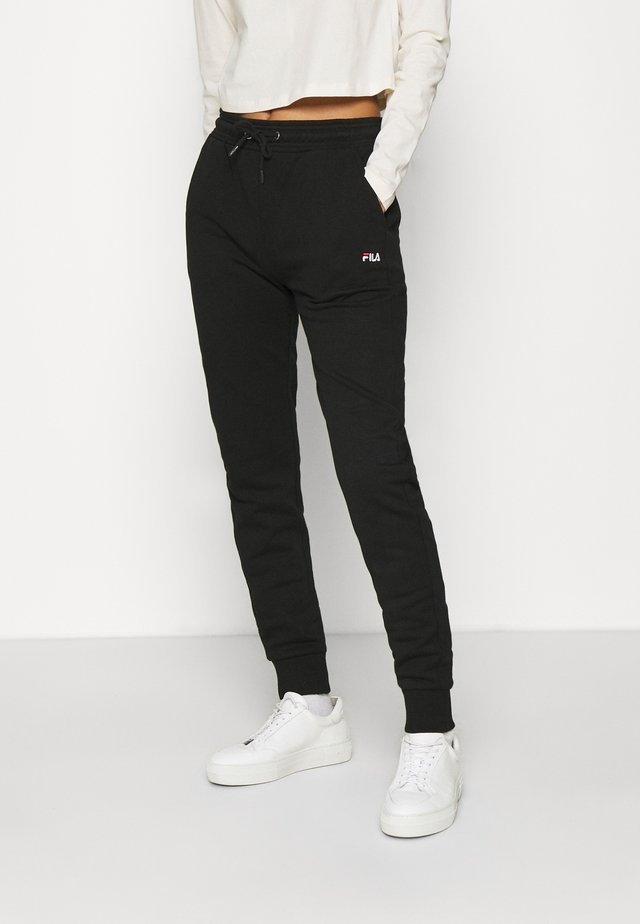 EIDER PANTS - Trainingsbroek - black