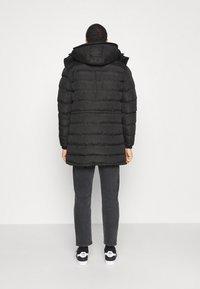 Brave Soul - BOBBY - Winter coat - black - 2
