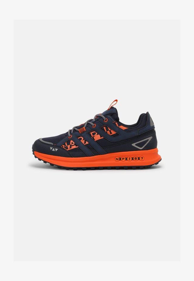 SLATE - Sneakers laag - blue marine