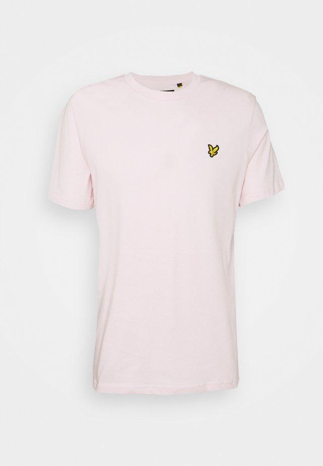 PLAIN - T-shirt basic - stonewash pink