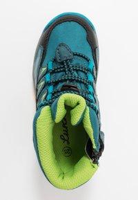 Lurchi - TRISTAN-TEX - Classic ankle boots - petrol - 1