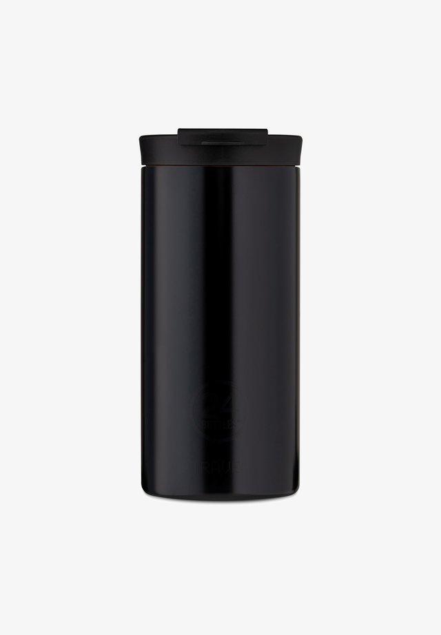 TRINKBECHER TRAVEL TUMBLER BASIC - Other accessories - tuxedo black