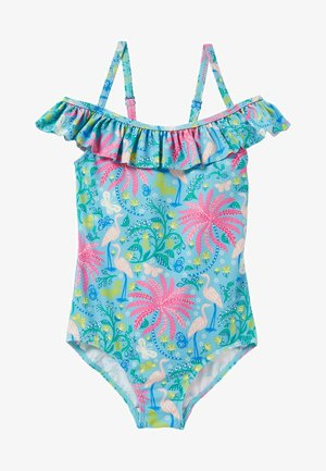 Swimsuit - wasserblau, tropencharme