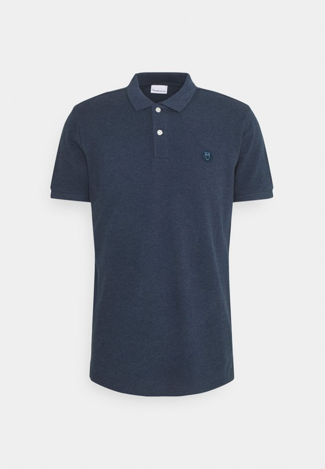 ROWAN BASIC - Polo - insigna blue melange