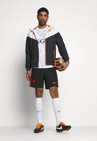 Nike Performance - NIEDERLANDE KNVB - National team wear - black/sail - 1