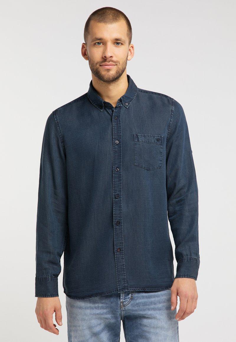 Mustang - Shirt - blue