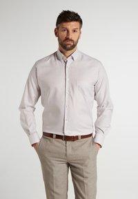 Eterna - MODERN  - Shirt - beige/weiss - 0