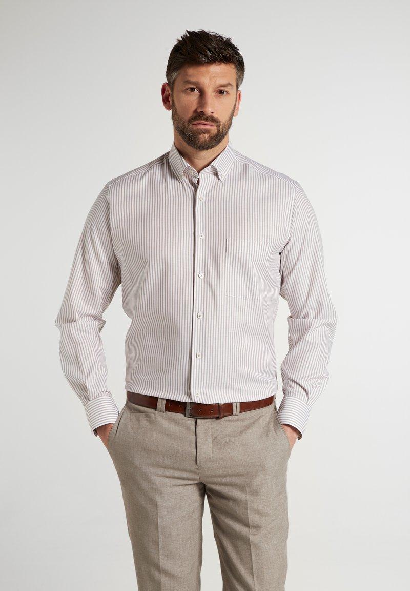 Eterna - MODERN  - Shirt - beige/weiss