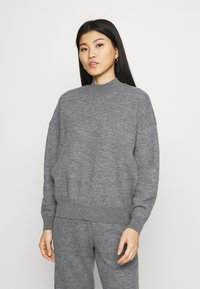 American Vintage - TADBOW - Jumper - gris chine - 0