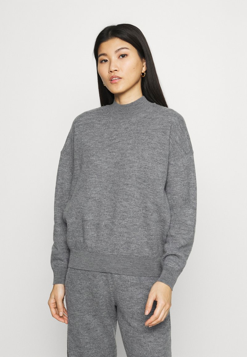 American Vintage - TADBOW - Jumper - gris chine