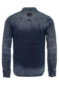 Cipo & Baxx - Overhemd - blue - 1