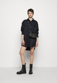 DESIGNERS REMIX - BILLY DRESS - Shirt dress - black - 1