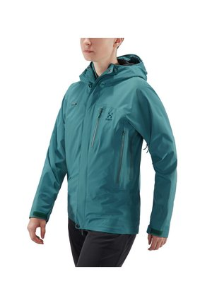 ASTRAL JACKET - Waterproof jacket - willow green