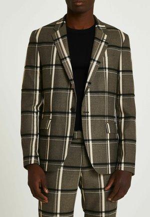 SKINNY FIT - Suit jacket - black