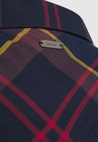 Barbour - MOORLAND SHIRT - Button-down blouse - navy - 2