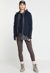 Houdini - POWER HOUDI - Fleece jacket - blue illusion/tide - 1