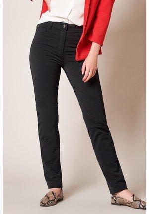AUDREY_03 FEMIMINE FIT - Trousers - black