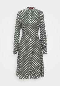 s.Oliver - Shirt dress - khaki - 0