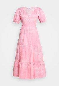 Never Fully Dressed - BANDANA DRESS - Maxi dress - pink - 6