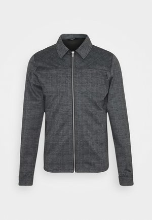 Summer jacket - grey melange
