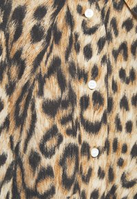 Victoria Beckham - SCARF DETAIL BLOUSE - Blouse - tan/brown - 5