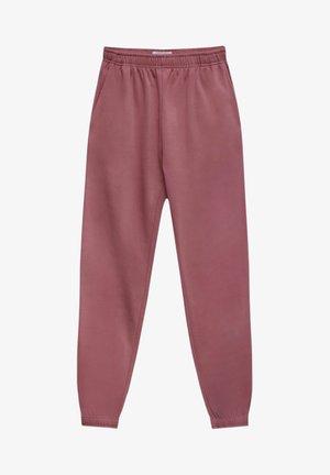 BASIC-JOGGER - Spodnie treningowe - pink