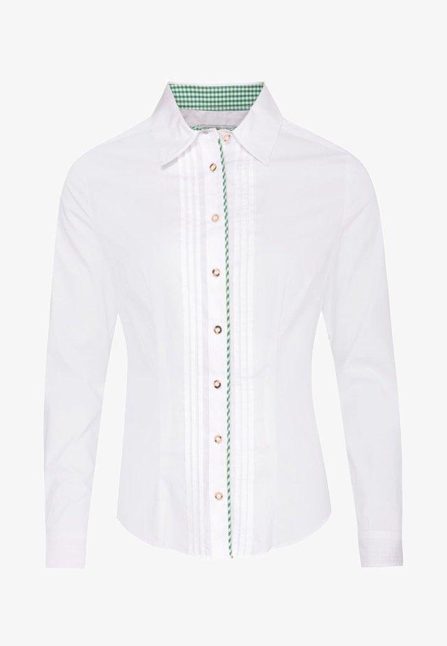 OTTI  - Button-down blouse - white