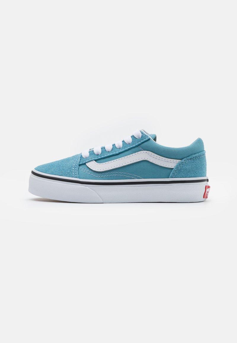 Vans - OLD SKOOL UNISEX - Trainers - delphinium blue/true white