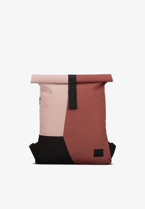 ROLL TOP OSKAR - Tagesrucksack - red/rose