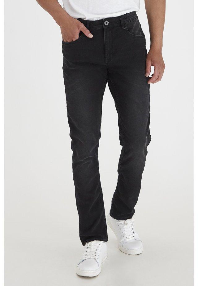 Slim fit -farkut - denim black