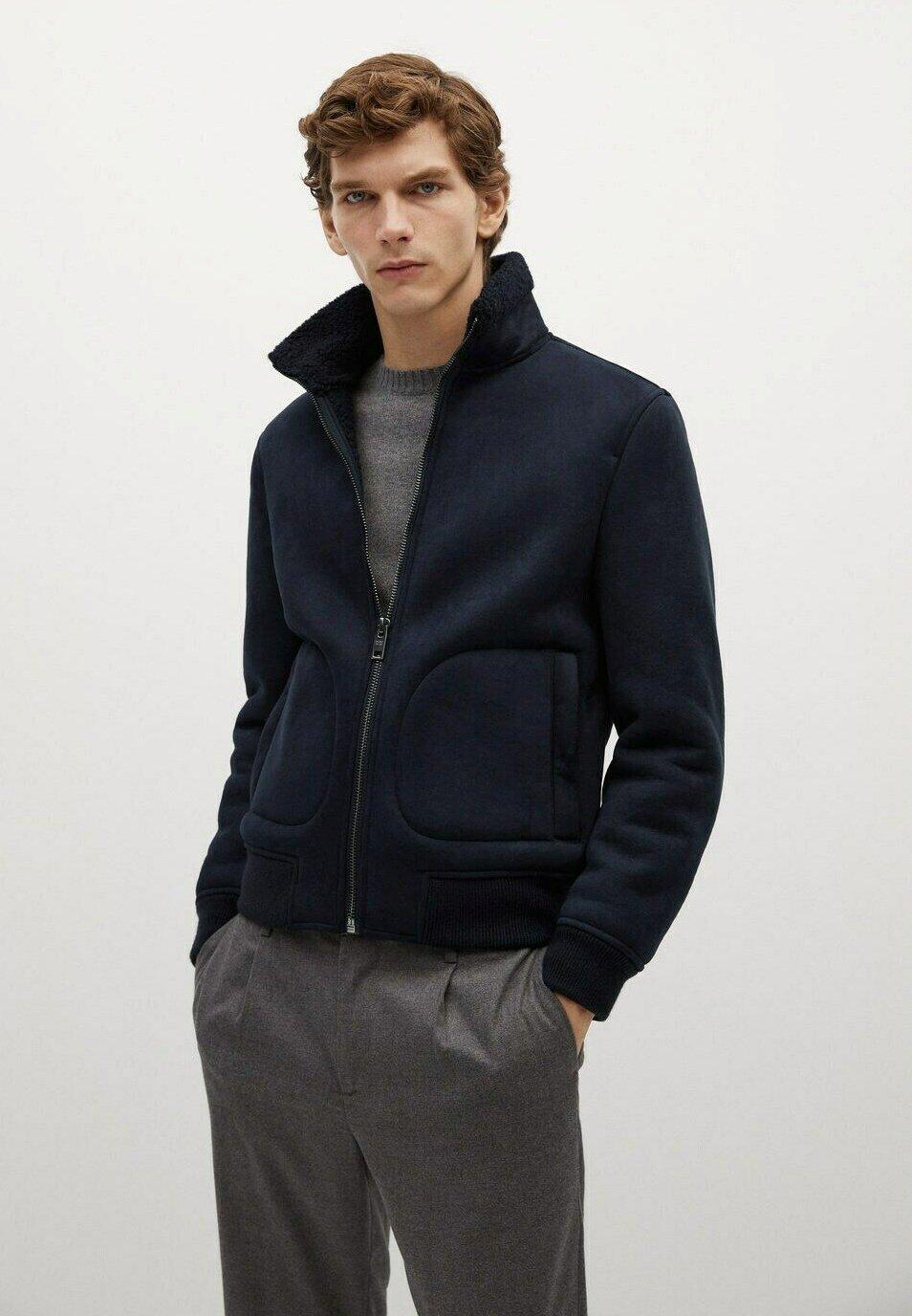 Men VINCI - Zip-up sweatshirt