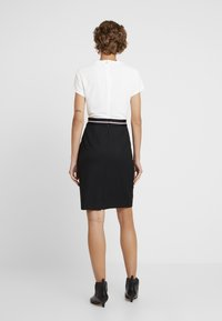s.Oliver BLACK LABEL - Shift dress - forever black - 2