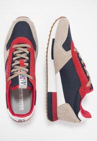 Napapijri - Sneaker low - navy/beige/multicolor - 1