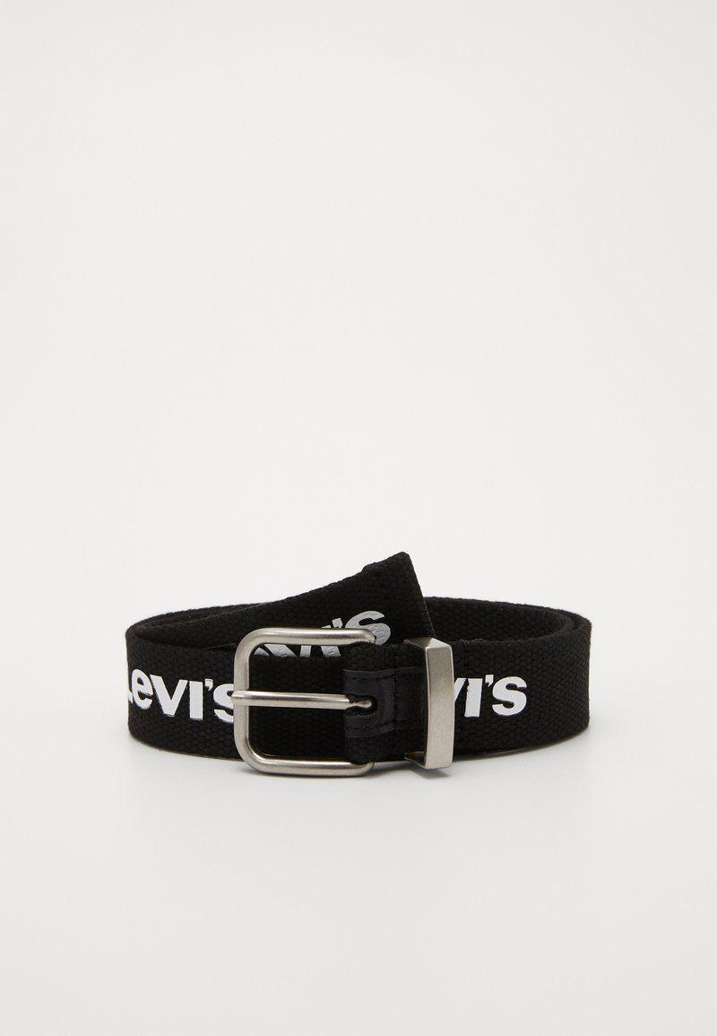 Levi's® - WEBBING BELT - Pásek - black