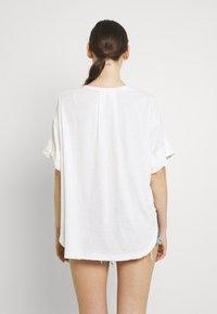 Free People - HERITAGE - Print T-shirt - alabaster - 2