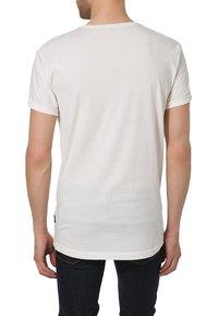 Tiger of Sweden - JEET - Basic T-shirt - bright white - 3