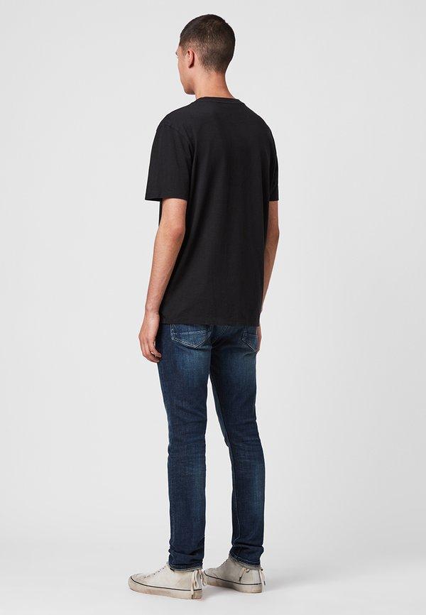 AllSaints Jeansy Slim Fit - indigo/niebieski denim Odzież Męska MYCF