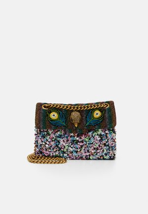 SEQUINS MINI KENS BAG - Borsa a tracolla - multicolor