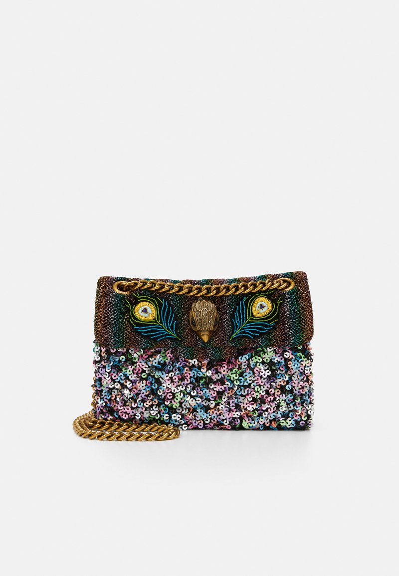 Kurt Geiger London - SEQUINS MINI KENS BAG - Across body bag - multicolor