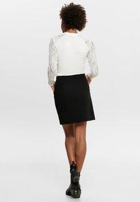 JDY - Mini skirt - black - 2