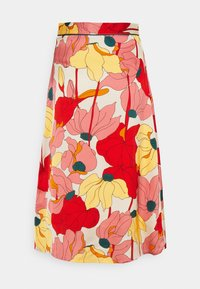 Progetto Quid - GARDENIA - A-line skirt - multi-coloured - 1